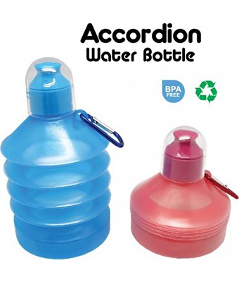 Accordion Water Bottle - Tredan Connections