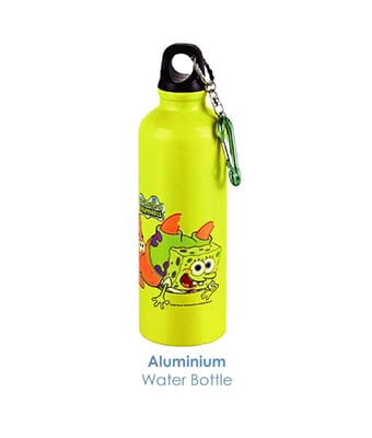 Aluminium Water Bottle - Tredan Connections