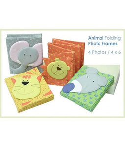 Animal Folding Photo Frame - Tredan Connections