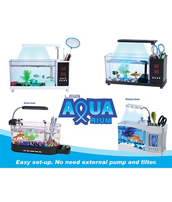 USB Aquarium - Tredan Connections