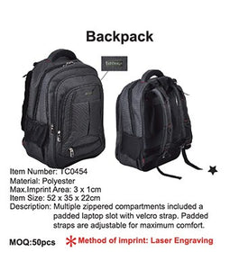 Backpack - Tredan Connections