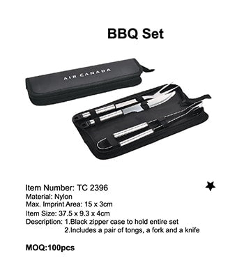 BBQ Set - Tredan Connections