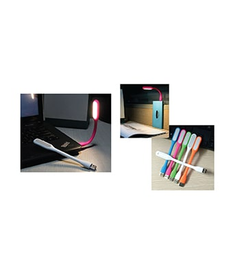 Bendy USB LED Light - Tredan Connections