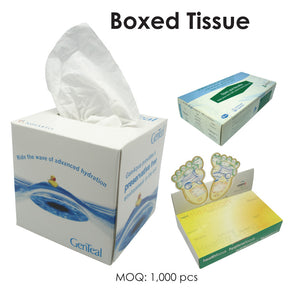 Boxed Tissue - Tredan Connections
