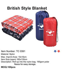 British Style Blanket - Tredan Connections
