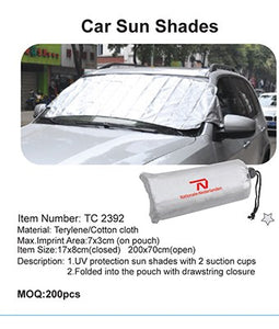 Car Sun Shades - Tredan Connections