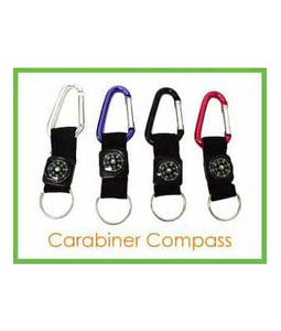 Carabiner Compass - Tredan Connections
