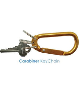 Carabiner KeyChain - Tredan Connections