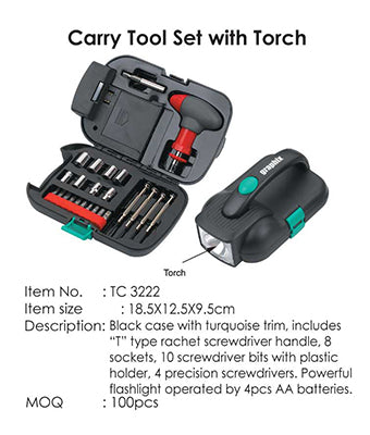 Classic Tool Set - Tredan Connections