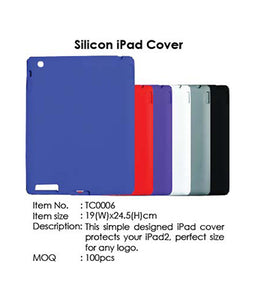 Silicon iPad Cover - Tredan Connections