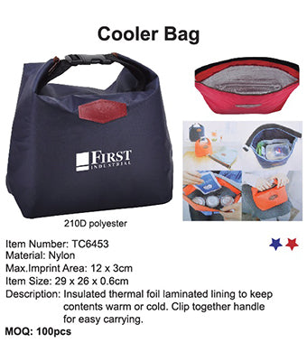 Cooler Bag - Tredan Connections