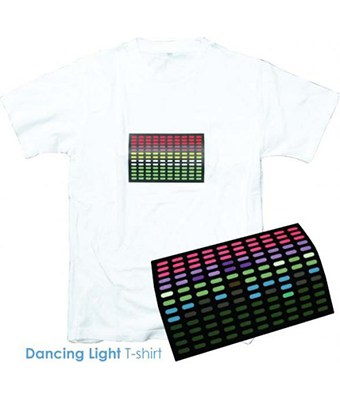 Dancing Light T-shirt - Tredan Connections