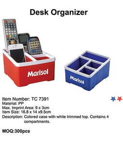 Desk Organizer - Tredan Connections