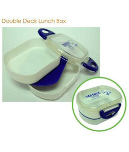 Double Deck Lunch Box - Tredan Connections