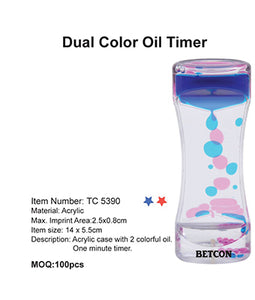 Dual Color Oil Timer - Tredan Connections
