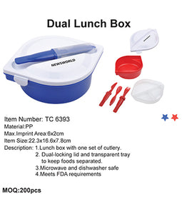 Dual Lunch Box - Tredan Connections