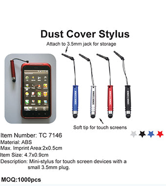 Dust Cover Stylus - Tredan Connections