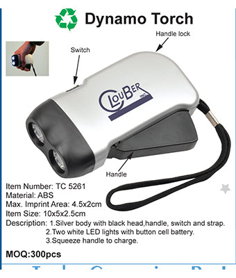 Dynamo Torch - Tredan Connections