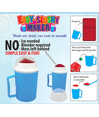 Easy-Slushy Maker - Tredan Connections