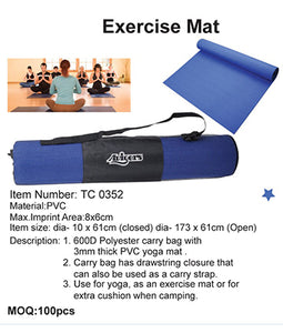 Exercise Mat - Tredan Connections