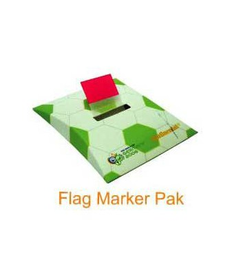 Flag Marker Pak - Tredan Connections