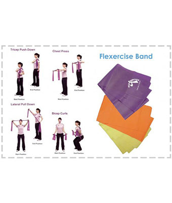 Flexercise Band - Tredan Connections