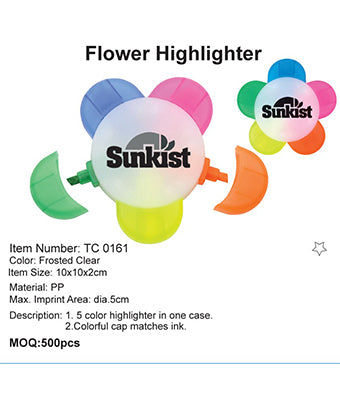 Flower Highlighter - Tredan Connections