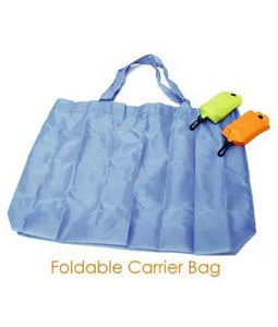 Foldable Carrier Bag - Tredan Connections