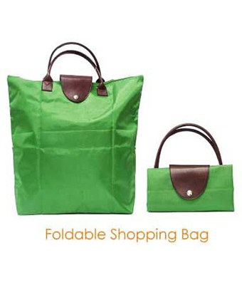 Foldable Shopping Bag - Tredan Connections