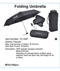 Folding Umbrella - Tredan Connections