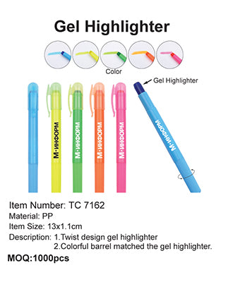 Gel Highlighter - Tredan Connections
