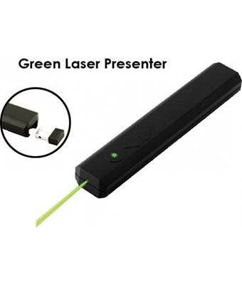 Green Laser Presenter - Tredan Connections