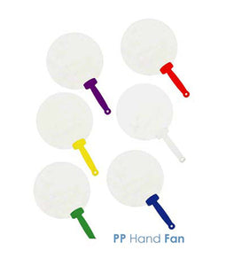 Hand Fan - Tredan Connections