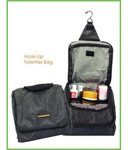 Hook-Up Toiletries Bag - Tredan Connections