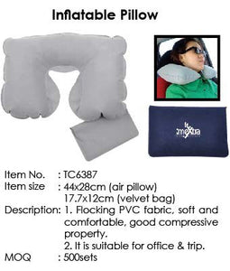 Inflatable Pillow - Tredan Connections