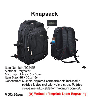 Knapsack - Tredan Connections