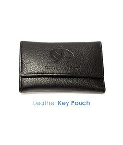 Leather Key Pouch - Tredan Connections
