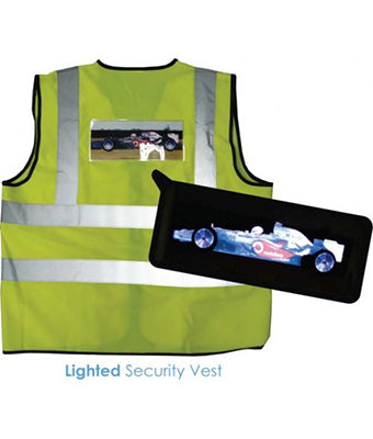 Lighted Security Vest - Tredan Connections
