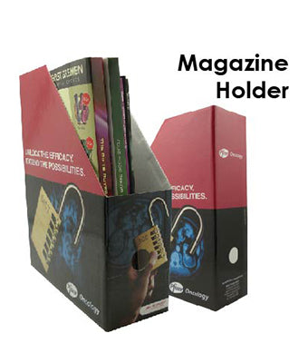 Magazine Holder - Tredan Connections