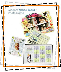 Magnet Notice Board - Tredan Connections