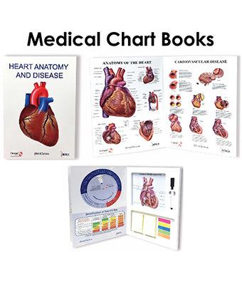 Medical Chart Books - Tredan Connections