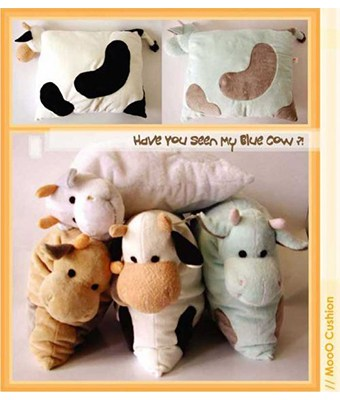 mooO Cushion - Tredan Connections