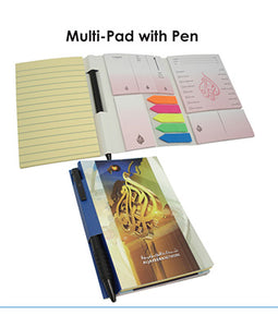 Multi-Pad with Pen - Tredan Connections