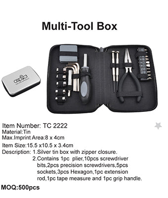 Multi-Tool Box - Tredan Connections