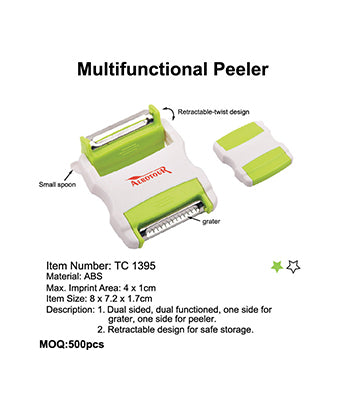 Multi-functional Peeler - Tredan Connections