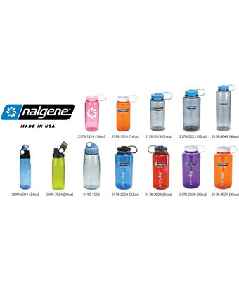 Nalgene - Tredan Connections