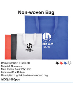 Non-woven Bag - Tredan Connections