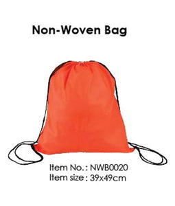 Non Woven Bag -  NWB0020 - Tredan Connections