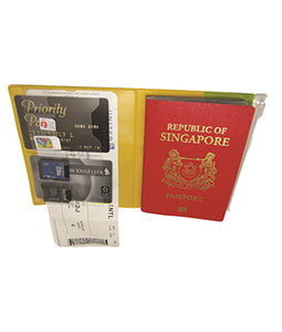 Traveller Passport Organizer - Tredan Connections