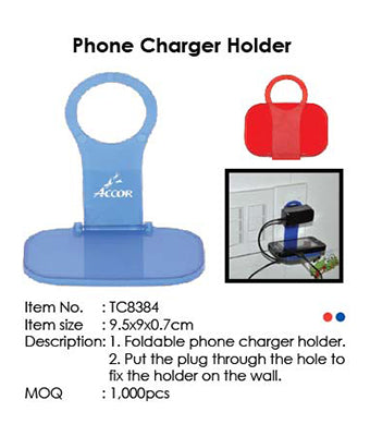 Phone Charger Holder - Tredan Connections